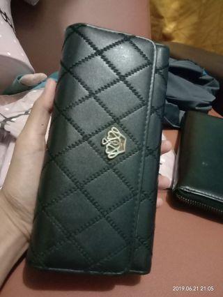 2 dompet wanita 50.000 murah!