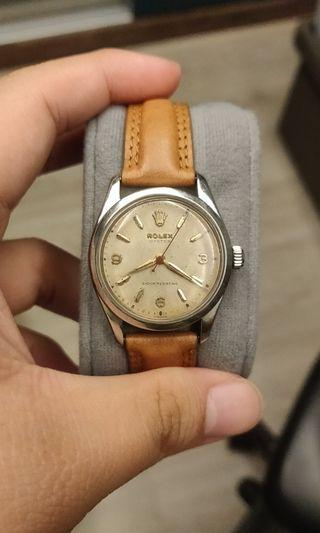 Vintage Rolex Watch 31mm