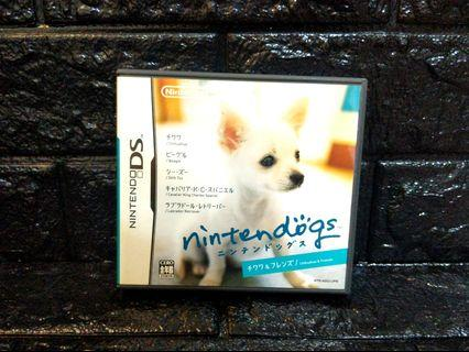 NDS NINTENDO DOGS