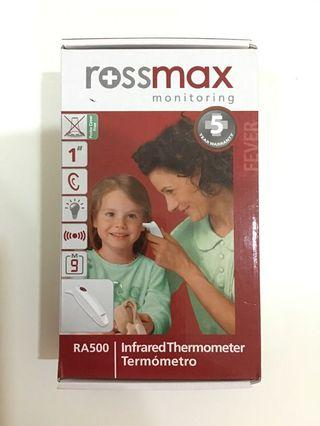 🚚 RossMax Infrared Thermometer RA500