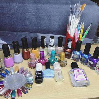 NAIL ART PACKAGE (TAKE ALL)