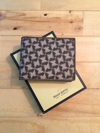 Men's wallet Braun buffel new