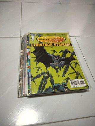 🚚 DC Comics Batman Incorporated (Complete)