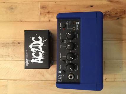 Blackstar portable bluetooth guitar amplifier