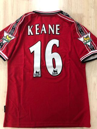 Manchester United Home Jersey 99/00