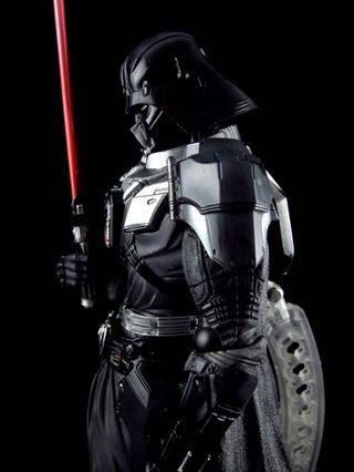 Play art star wars Darth Vader 星戰 黑武士