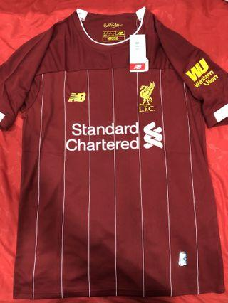 Liverpool Home 19/20 Jersey