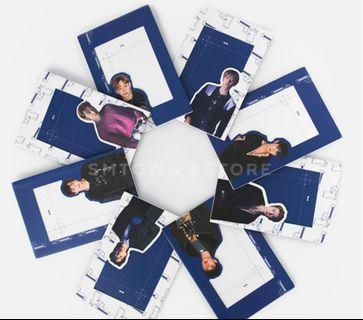 (PO) EXO Paper Frame Official