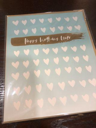 💖 Birthday card for your love #Carouselland