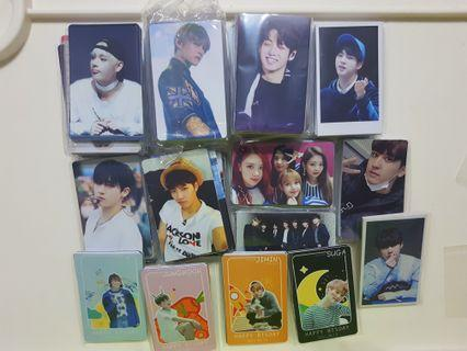🚚 Update!! Batch 6 clearance kpop lomo cards