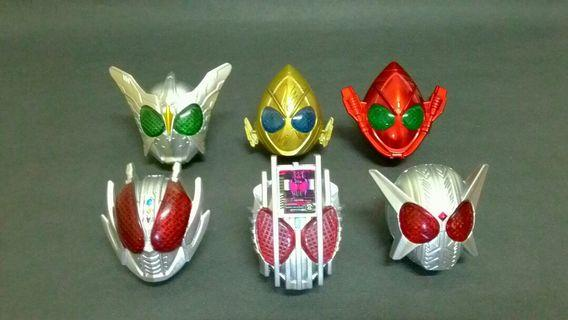 6 in 1 Kamen Rider Wizard Ring