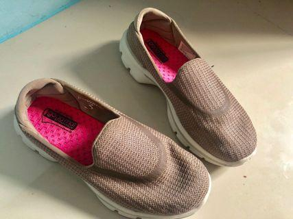 Skechers size 35,5 go walk gowalk 3 goga mat gogamat slipon slip on original