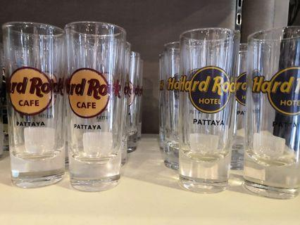 ShotGlass HardRock Cafe Pattaya!!
