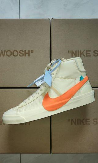 Off-White Nike Blazer Mid All Hallows Eve