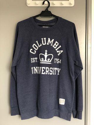 Original Columbia University Sweatshirt