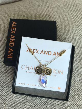 Authentic Alex and ani necklace