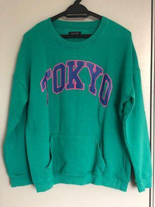 Zara Tokyo Sweatshirt