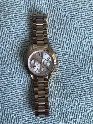 Authentic michaels Kira rose gold watch