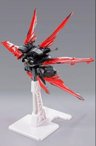 預訂 1月 日版 魂 限定 Metal Build  Flight Unit Option Set Alternative Strike 飛行背包 Gundam