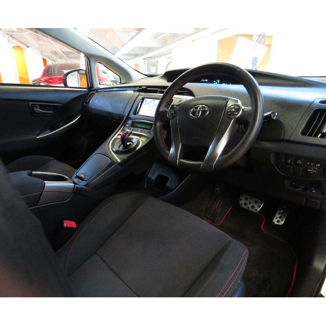 2013 Toyota Prius G'S