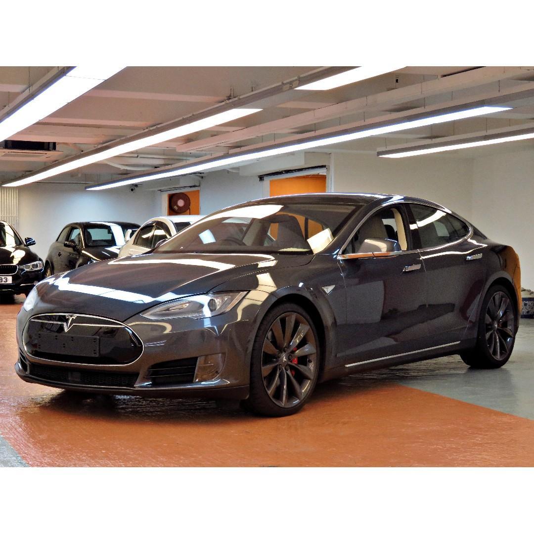 2016 Tesla MODEL S P85D
