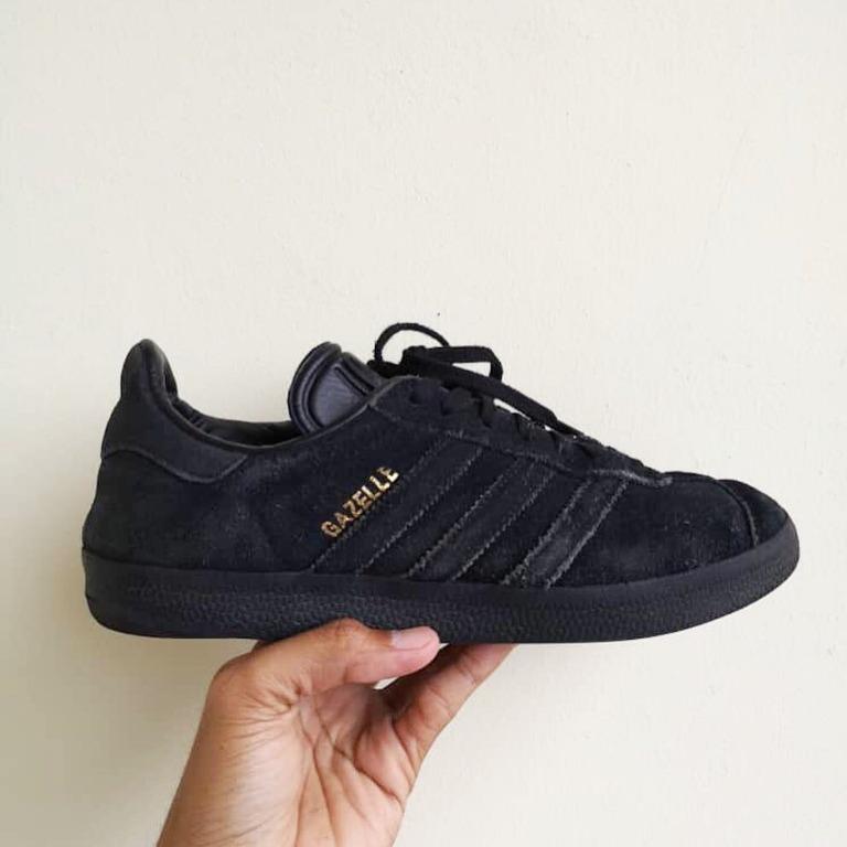 disfruta del precio de descuento muy agradable Donde comprar Adidas Gazelle Suede all black, Men's Fashion, Footwear, Sneakers ...