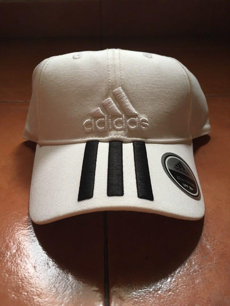 Adidas Woman's Hat/Cap Putih Original (preloved)