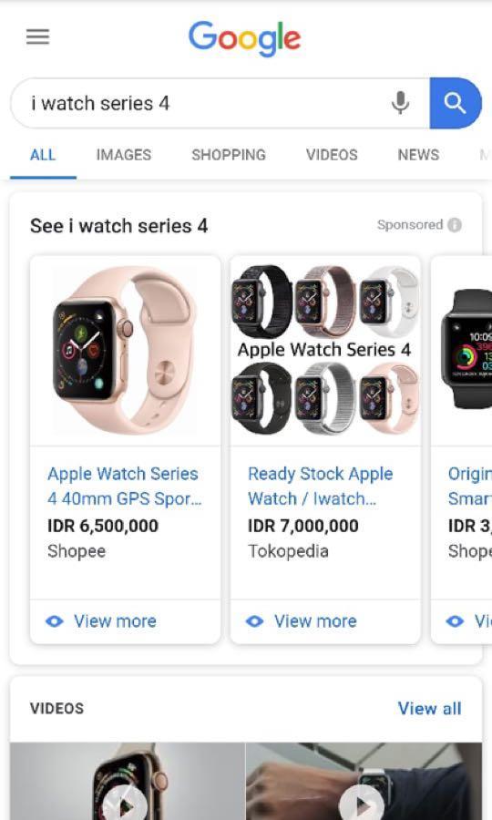 Apple I Watch Series 4