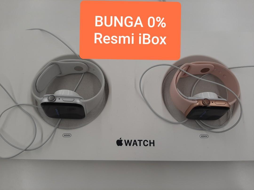 Apple watch series 4 40mm cicil tanpa jaminan ibox pake ktp