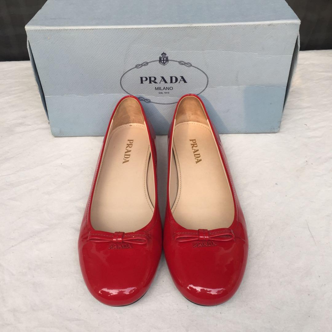 AUTHENTIC PRADA SHOES