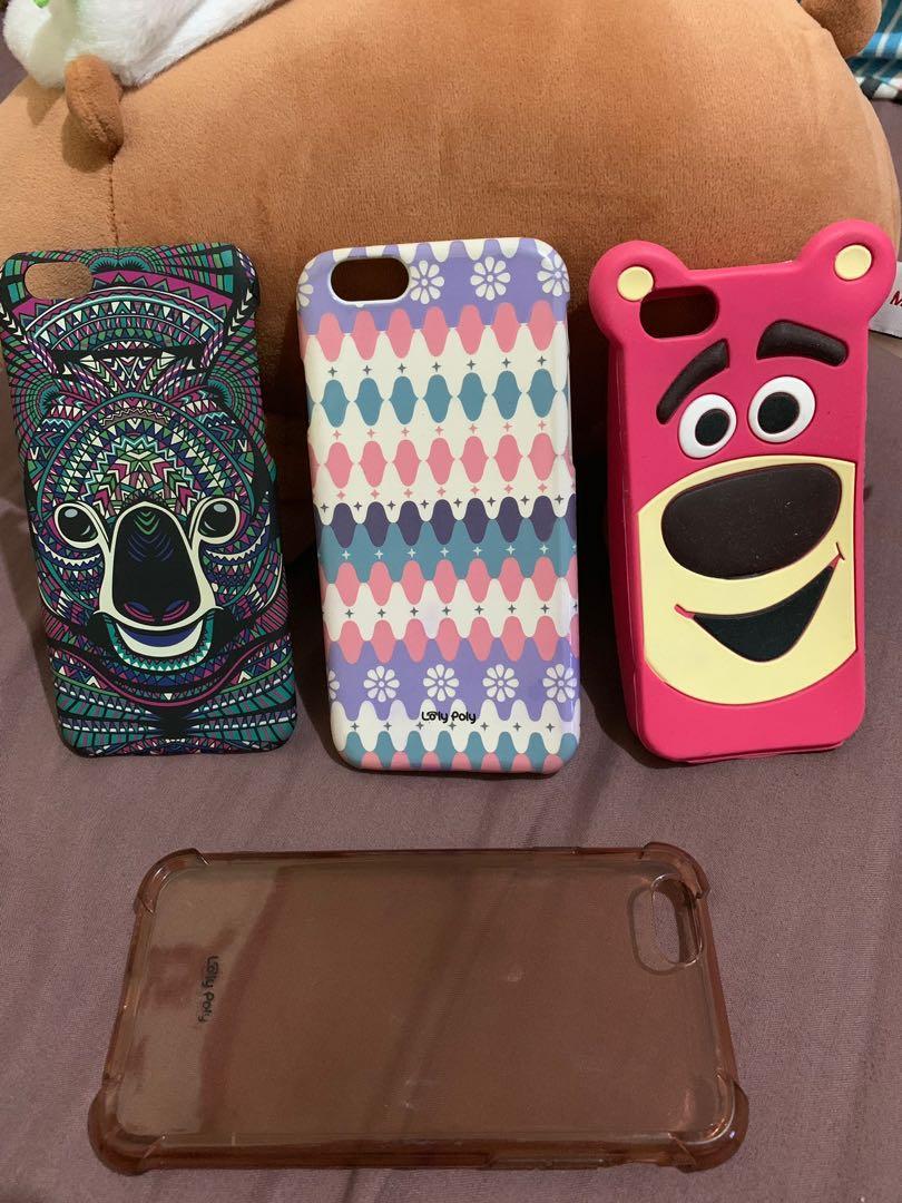 Case Iphone 6 & Iphone 5