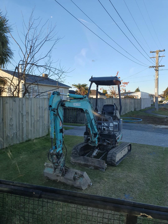 Contractor work