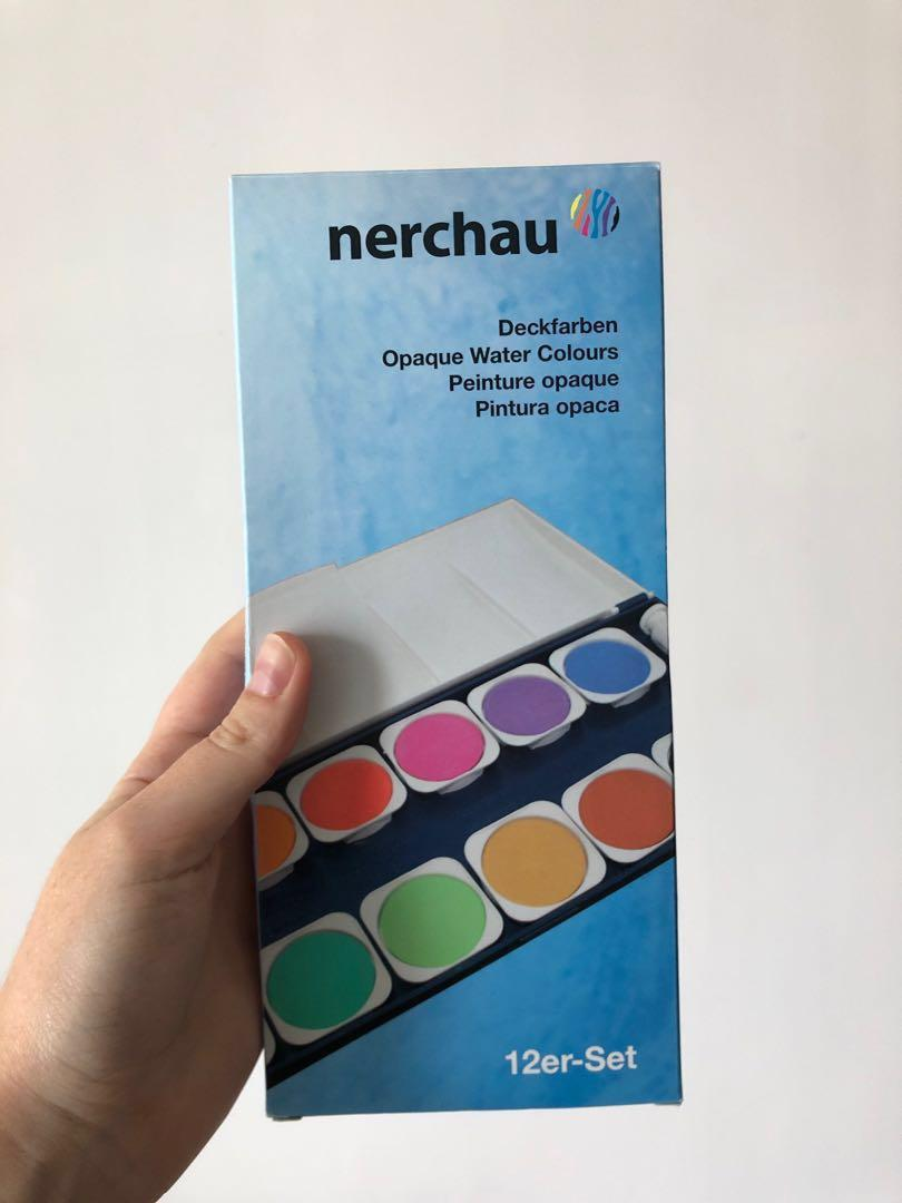 Discounted Professional Paints and Brush - watercolor