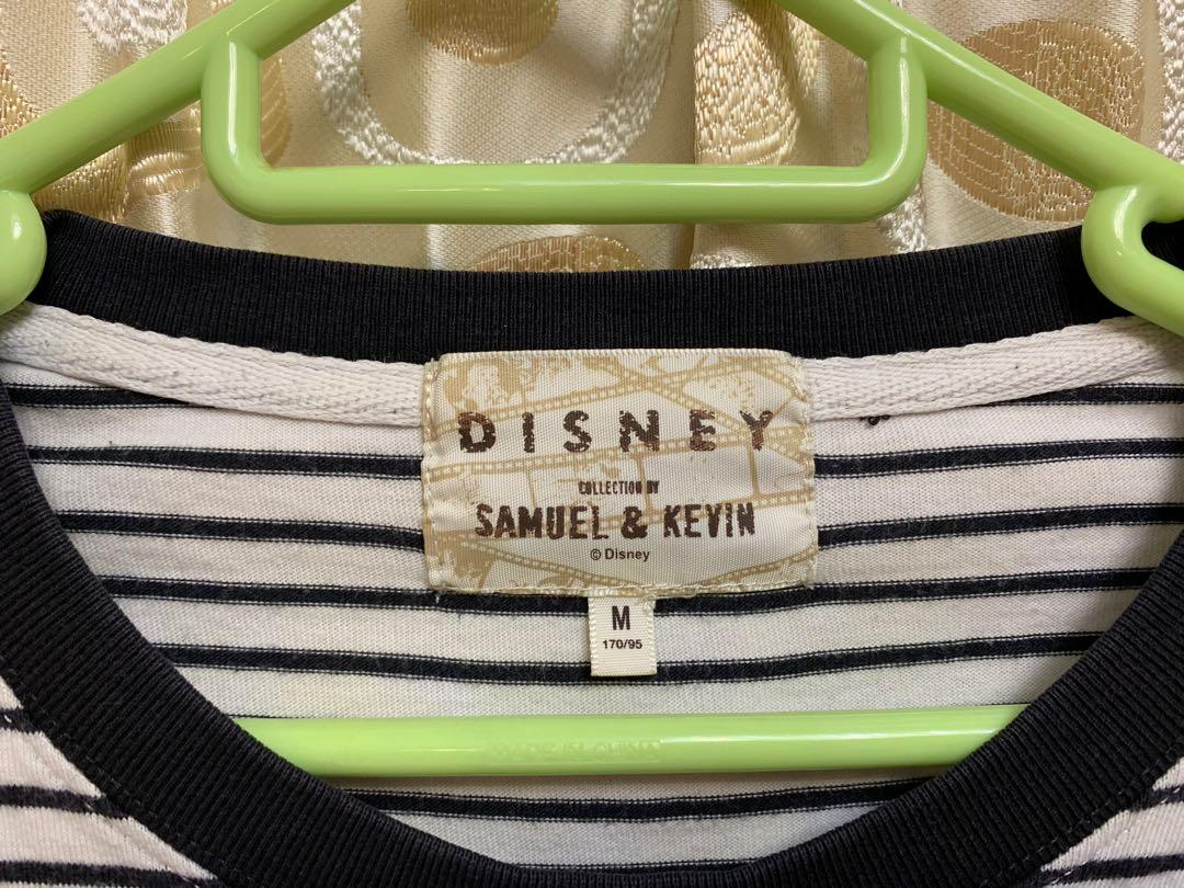 DISNEY Mickey Mouse top(100% cotton/ size M)