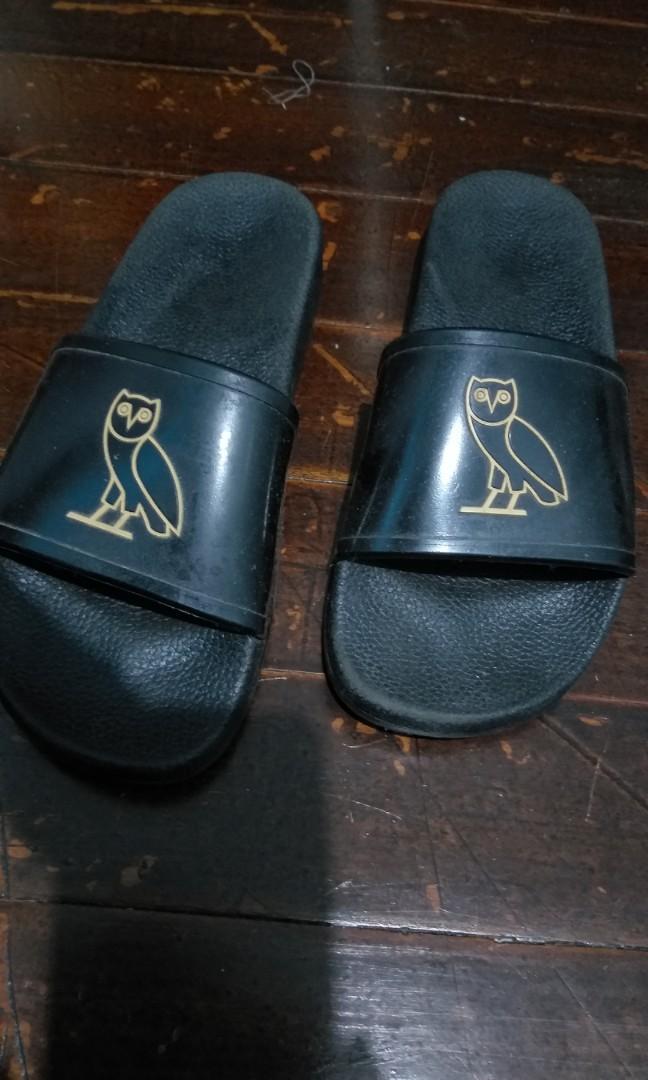 Drake OVO Slides, Men's Fashion