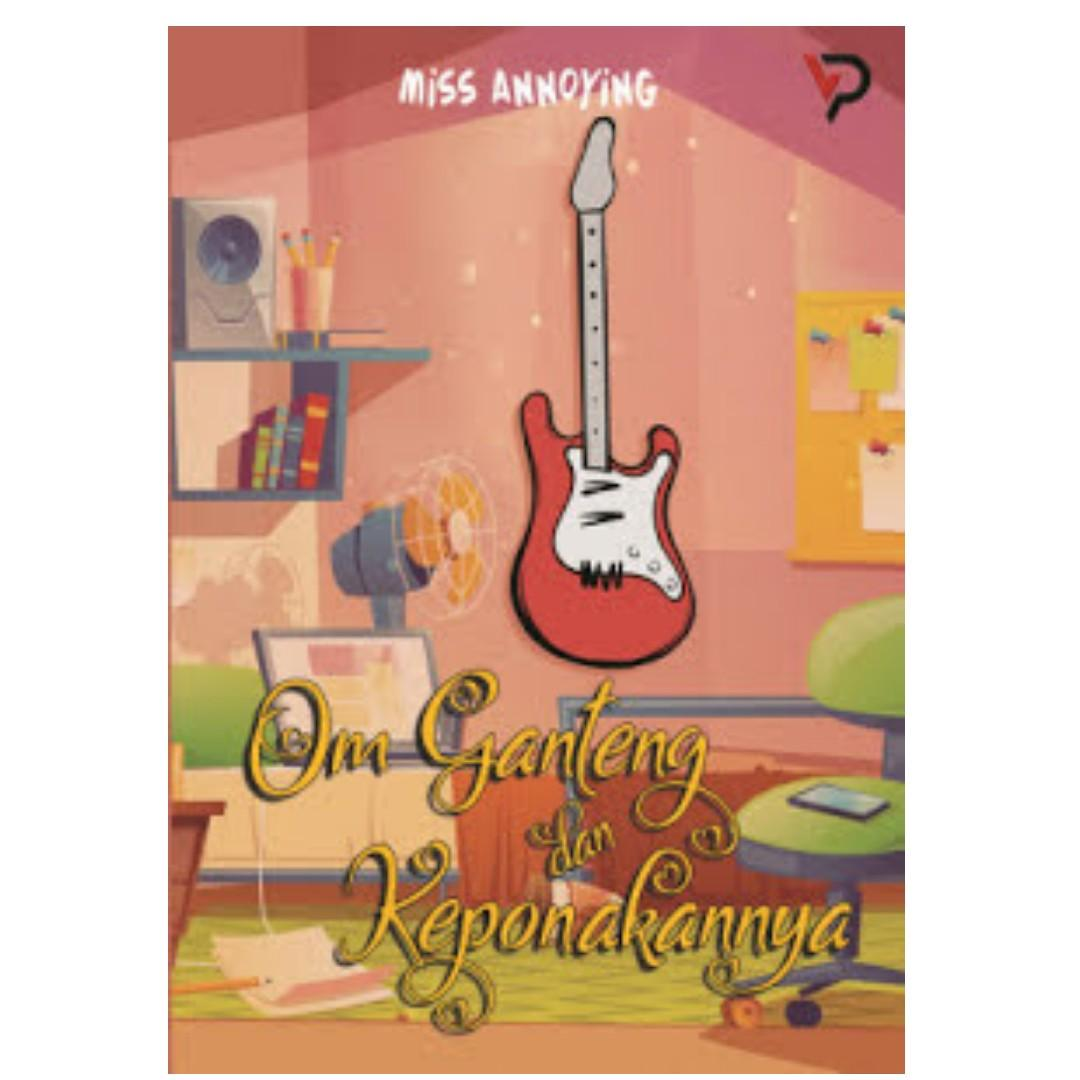 Ebook Om Ganteng Dan Keponakannya - Miss Annoying, Buku & Alat Tulis,  Majalah & Lainnya di Carousell