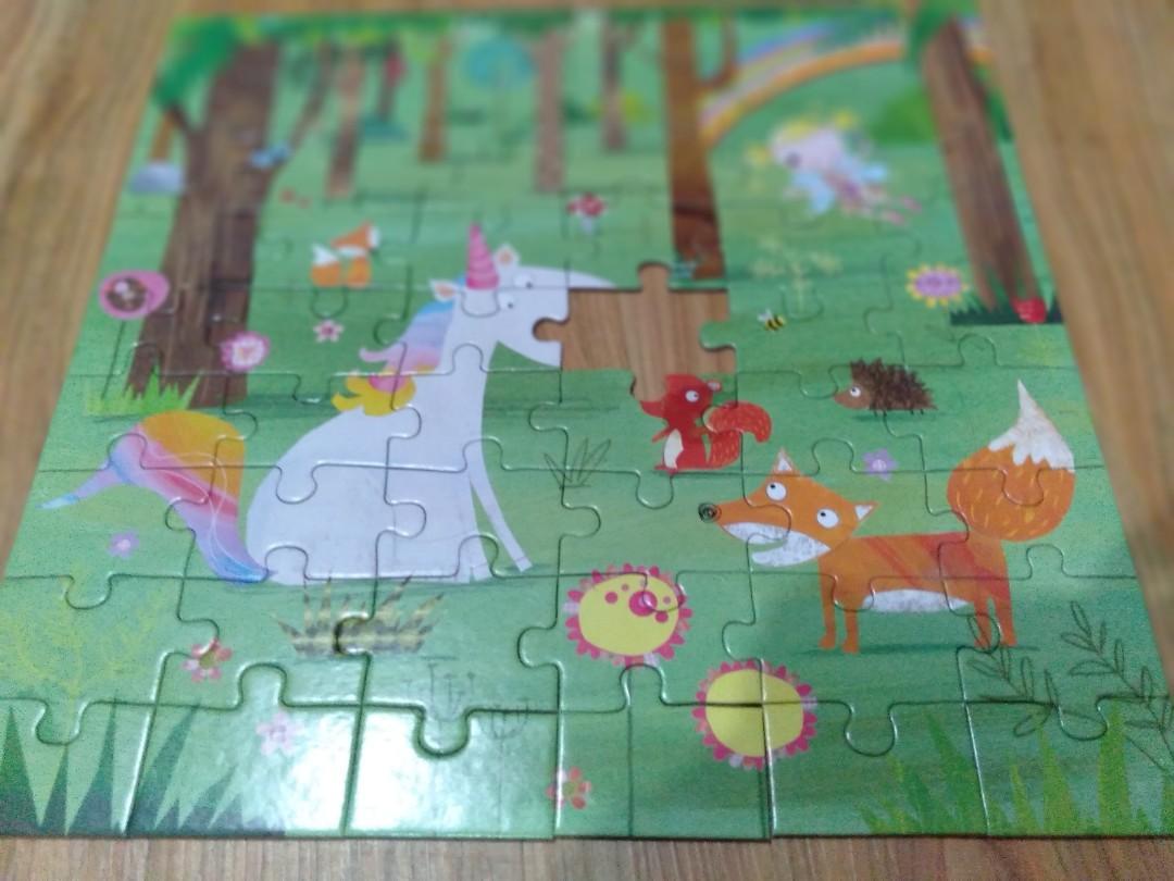 ELC 10 in 1 Puzzle