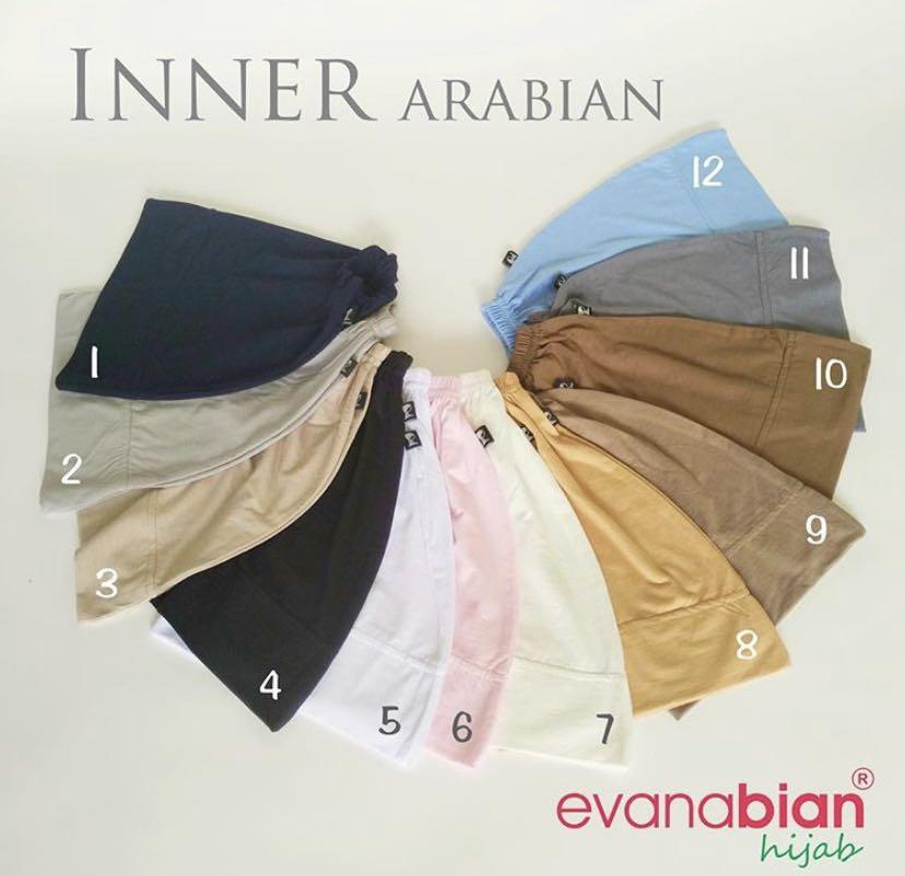 Evanabian inner arabian (black)
