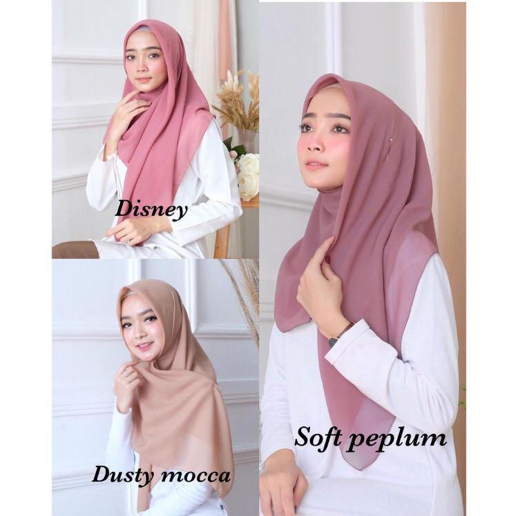 Hijab pollycotton