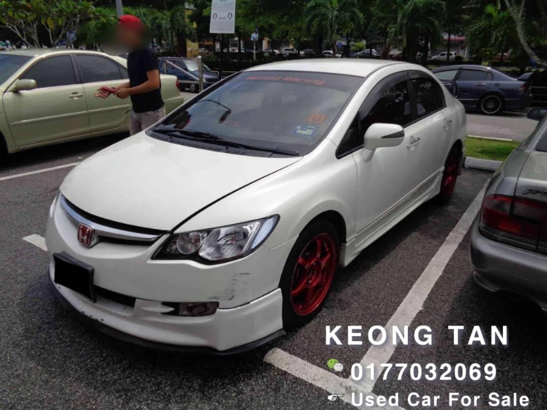 HONDA CIVIC 2.0AT S i-VTEC FACELIFT (A) 2009TH Johor Plate🎈Will TACAP CAT💰Cash OfferPrice!! Rm48,800 Only🎉