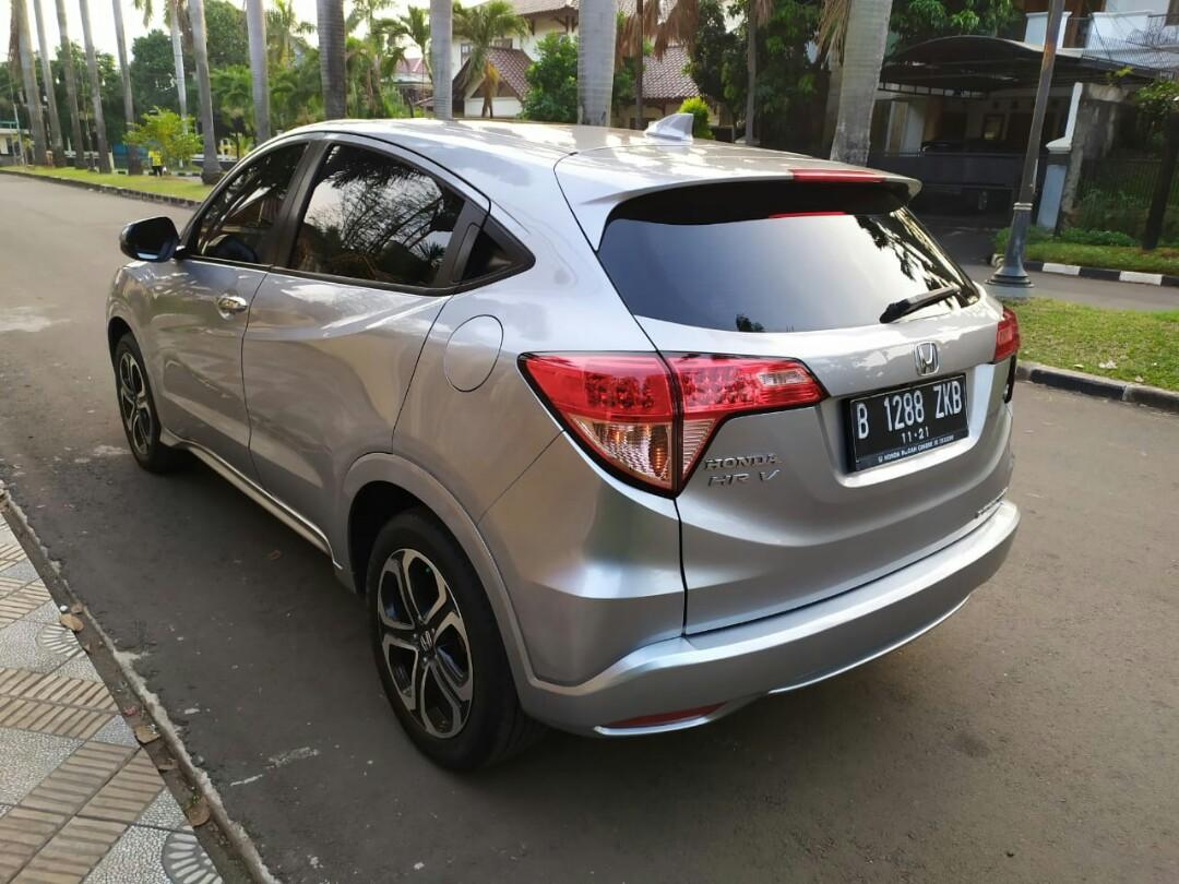Honda HRV 1.8L Prestige 2016AT Silver Moon, TOP Condition