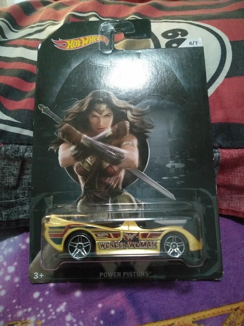 Hot Wheels Wonder Woman
