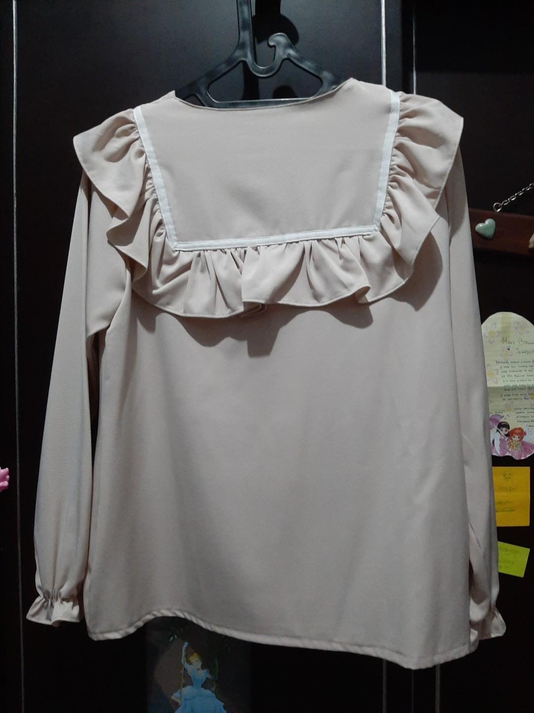 Kawaii Sailor Lolita Top