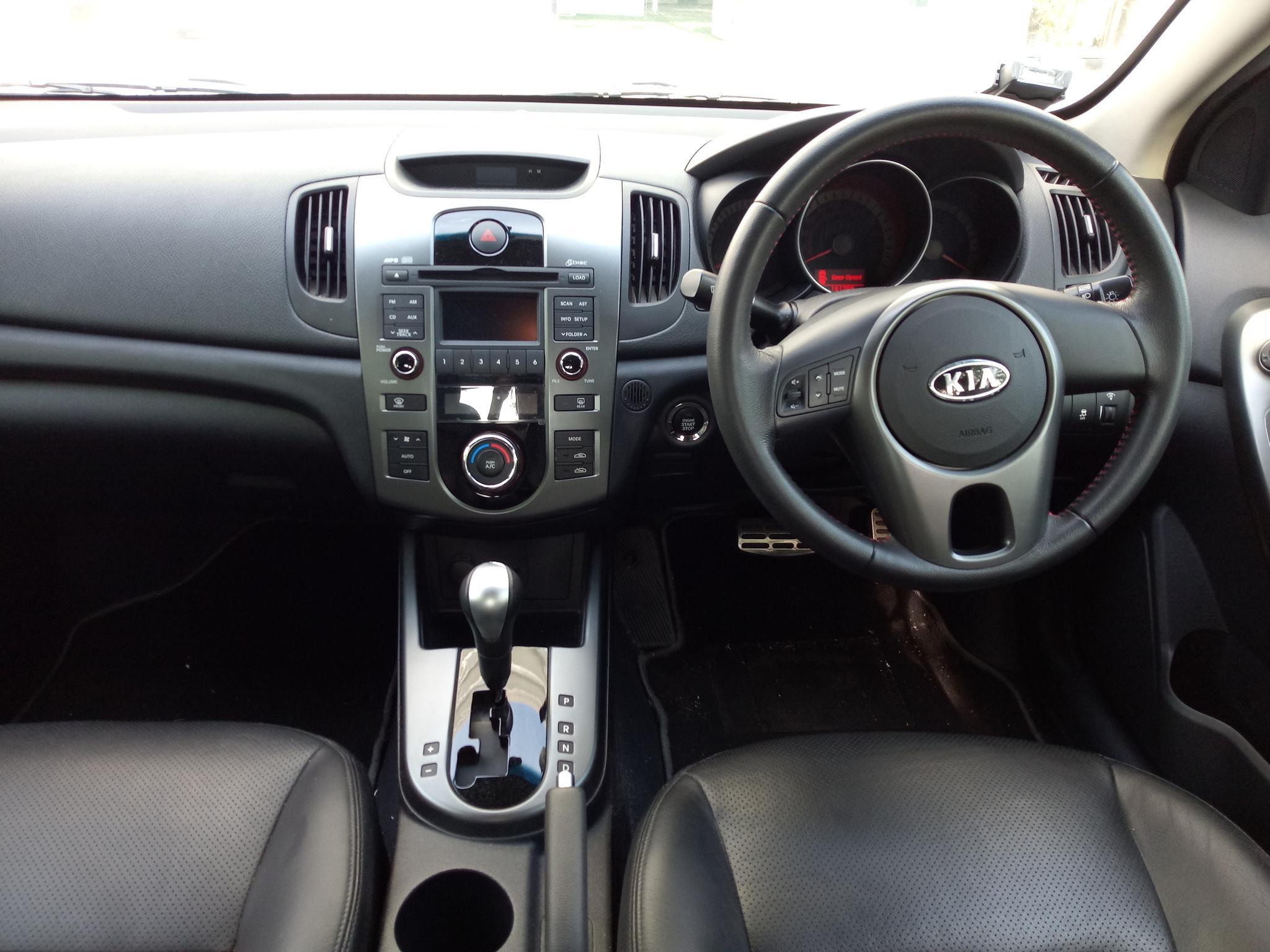 Kia Cerato Forte 1.6A Comfy Ride for Personal & PHV Usage