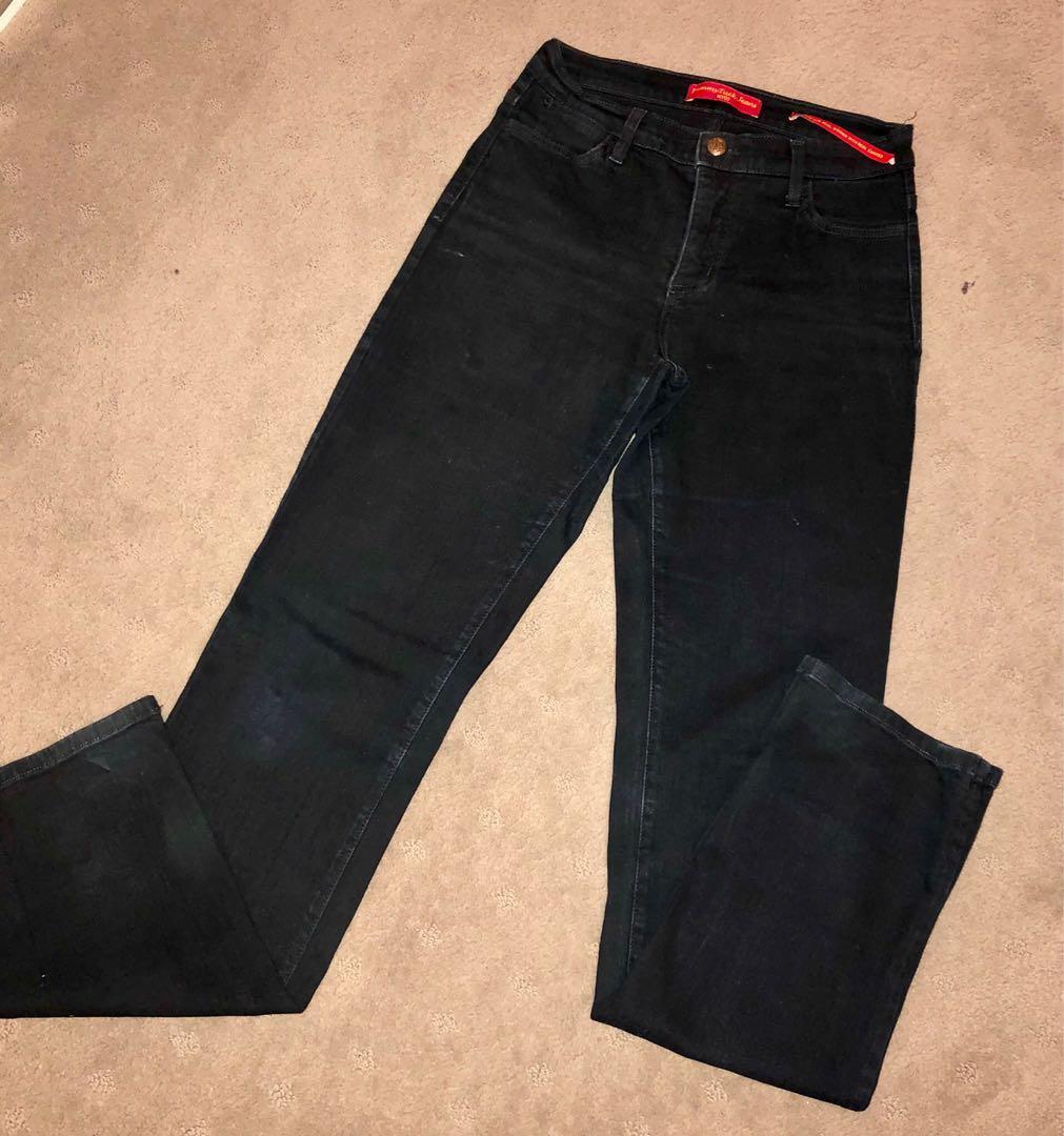 Ladies NYDJ Tummy Tuck  Dark Blue Jeans RRP $239 #SwapAU