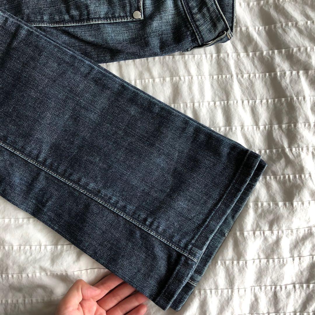 Levi's Lady Denim Straight Fit Jeans