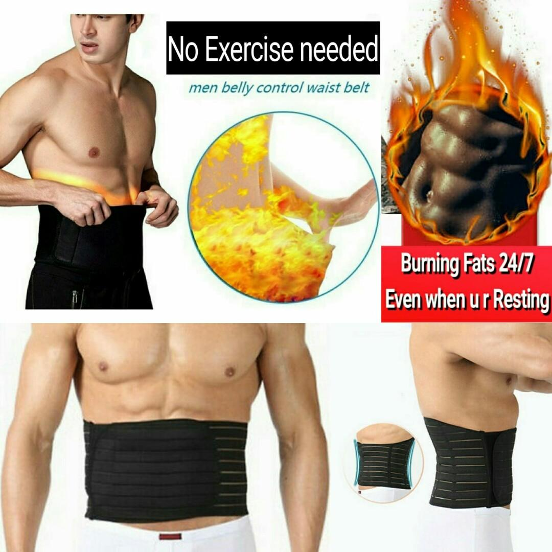 Most Effective Men's slim stomach shaper