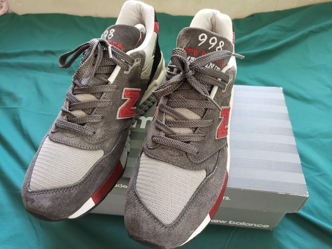 New balance 998gr us9