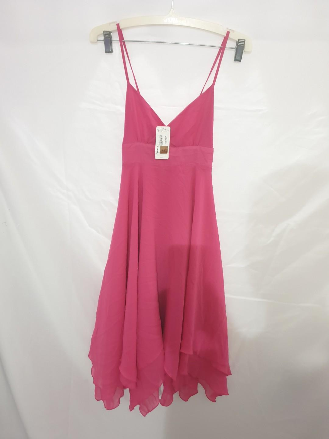 NEW! girl's size 16 could fit 6-8 women's dress #4