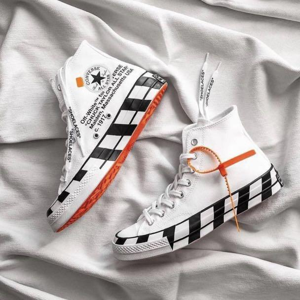 X converse chuck taylor stripes